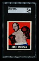 Jack Johnson [SGC 60 EX 5]