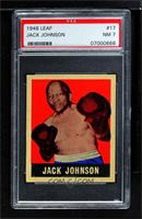 Jack Johnson [PSA7NM]