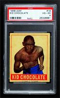 Kid Chocolate [PSA 4 VG‑EX]