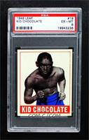 Kid Chocolate [PSA6EX‑MT]