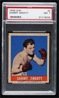 Sammy Angott [PSA 7 NM]