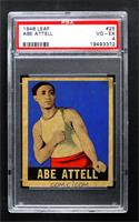 Abe Attell [PSA4VG‑EX]