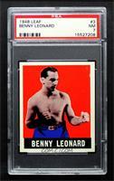 Benny Leonard [PSA7NM]