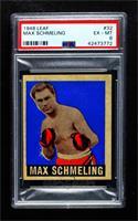 Max Schmeling [PSA6EX‑MT]
