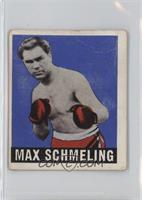 Max Schmeling [Poor]