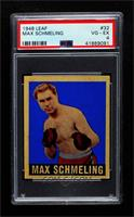 Max Schmeling [PSA4VG‑EX]