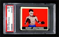 Henry Armstrong [PSA 6 EX‑MT]