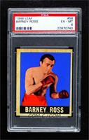 Barney Ross [PSA 6 EX‑MT]