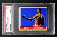 Bob L. Fitzsimmons [PSA 7 NM]