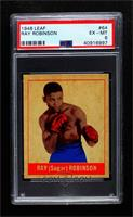 Sugar Ray Robinson [PSA 6 EX‑MT]