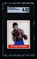 Sugar Ray Robinson [SGC55VG/EX+4.5]
