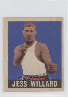 1948 Leaf - [Base] #69 - Jess Willard