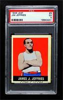 James J. Jeffries [PSA5EX]