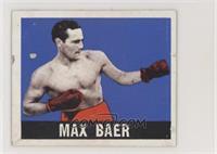 Max Baer