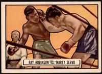 Ray Robinson, Marty Servo [VGEX]