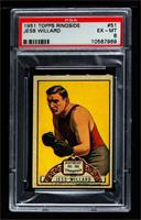 Jess Willard [PSA 6 EX‑MT]