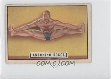 1951 Topps Ringside - [Base] #53 - Antonino Rocca [Good to VG‑EX]