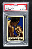 Kid Gavilan vs. Paddy Young [PSA 7 NM]