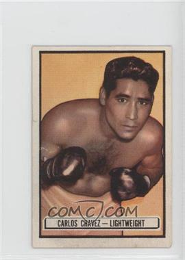 1951 Topps Ringside - [Base] #89 - Carlos Chavez [Good to VG‑EX]