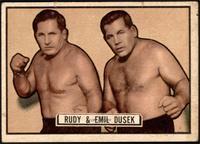 Rudy Dusek, Emil Dusek [VG]