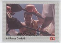 Ali Bonus Card #5 (Muhammad Ali)