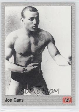 1991 All World Boxing - [Base] #84 - Joe Gans