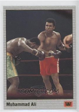 1991 All World Boxing - Promos #NoN - Muhammad Ali, Al Unser Jr.