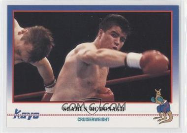 1991 Kayo - [Base] #045 - Seamus McDonagh