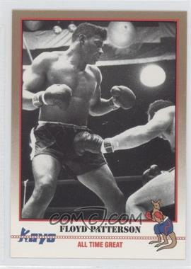 1991 Kayo - [Base] #050 - Floyd Patterson