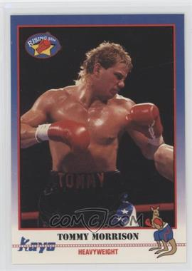 1991 Kayo - [Base] #060 - Tommy Morrison
