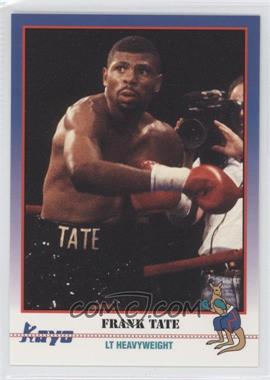 1991 Kayo - [Base] #141 - Frank Tate