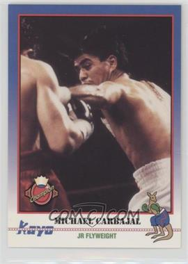 1991 Kayo - [Base] #170 - Michael Carbajal