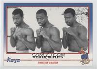 Weaver Triplets (Floyd Weaver, Lloyd Weaver, Troy Weaver)