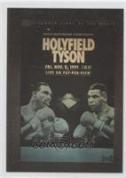 Evander Holyfield, Mike Tyson