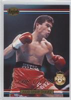 Julio Cesar Chavez (Printed in the U.K.)