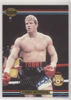 Tommy Morrison (Printed in the U.K.)