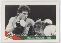 USA vs. Ireland - 1982