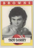 Troy Dorsey