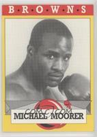 Michael Moorer