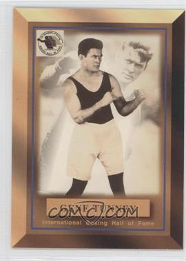 1996 Ringside - [Base] #3 - Gene Tunney