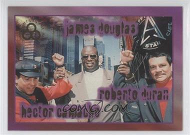 1996 Ringside - Spotlights in the Ring #1 - Hector Camacho, James Douglas, Roberto Duran