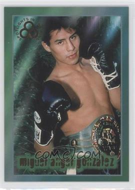 1996 Ringside - Spotlights in the Ring #8 - Miguel Angel Gonzalez