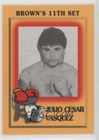 Julio Cesar Vasquez