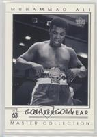 Muhammad Ali (1963 Fighter of the Year) /250