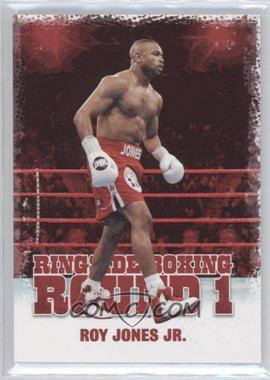 2010 Ringside Boxing Round 1 - [Base] #44 - Roy Jones Jr.