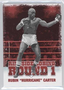 2010 Ringside Boxing Round 1 - [Base] #45 - Rubin Hurricane Carter