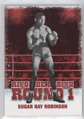 2010 Ringside Boxing Round 1 - [Base] #47 - Sugar Ray Robinson