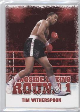 2010 Ringside Boxing Round 1 - [Base] #48 - Tim Witherspoon