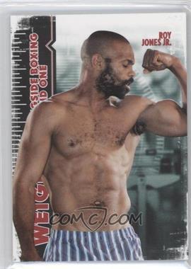 2010 Ringside Boxing Round 1 - [Base] #52 - Roy Jones Jr.