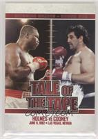 Larry Holmes, Gerry Cooney